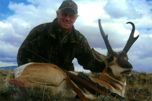 Pronghorn Antelope Hunt